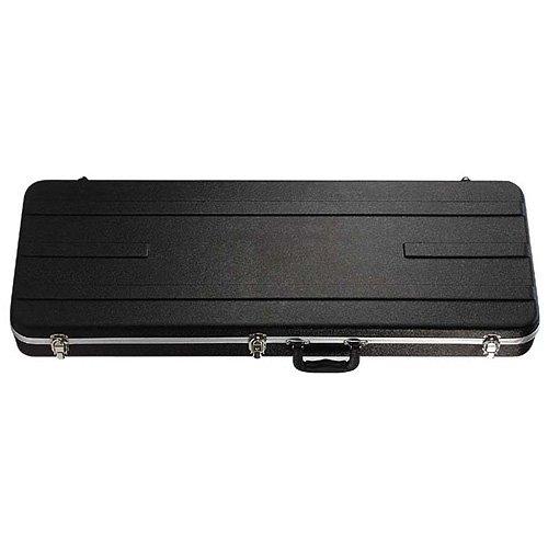 Stagg ABS-RE 2 - Estuche para guitarra eléctrica (interior moldeado, rectangular) 86281