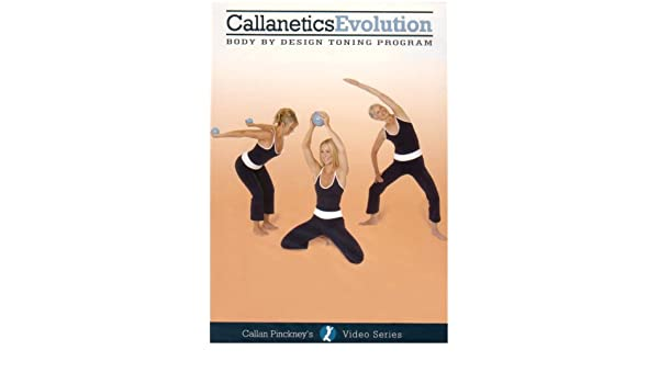 CallaneticsEvolution [DVD] [Reino Unido]: Amazon.es: Sandra ...