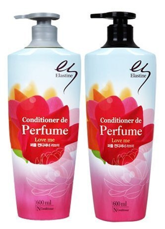 [Lg H&h] Elastine Perfume Love-me Hair Shampoo 600ml Cond...
