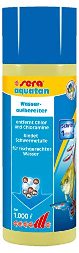 Sera Aquatan 250 ml, 8.45 fl.oz. Aquarium ()