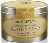 Dr. Harvey's Golden Years - Herbal Supplement for Senior Dogs, 7 oz. Jar