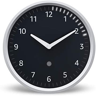 Echo Wall Clock - see timers at a glance - requires compatible Echo device