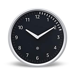 Echo Wall Clock - see timers at a glance - requires compatible Echo device (B07FQDMKFT) | Amazon Products