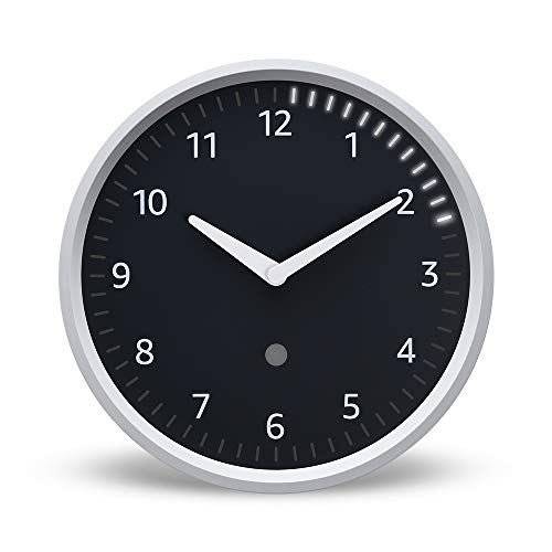 - Echo Wall Clock - see timers at a glance - requires compatible Echo device
