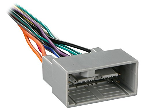 Metra 70-1729 Radio Wiring Harness for Honda 2008-Up