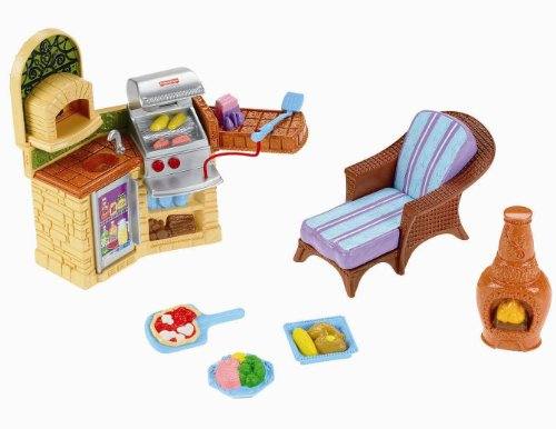 fisher price grill food - 6