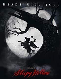 Amazon.com: Sleepy Hollow/Sweeny Todd (DVD) (DBFE): Various ...