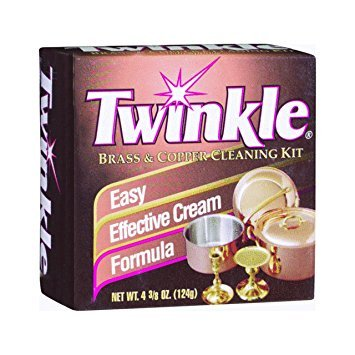 (Twinkle Brass & Copper Cleaning Kit )