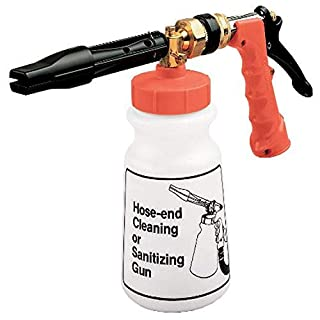 Gilmour 875144-1001 Foamaster Cleaning Sprayer Nozzle, 1-12 oz