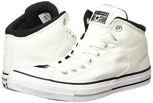 High white Star Taylor White black Hi Converse Sneaker Fashion Chuck Mens All Shoe Street R4OBIqn