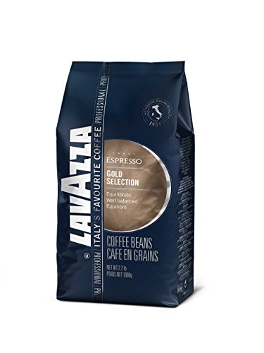 Cheap Lavazza Gold Selection Whole Bean Coffee Blend, Medium Espresso Roast, 2.2-Pound Bag