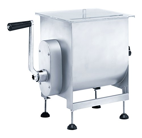 LEM Products 733A Motorized or Manual Meat Mixer by LEM