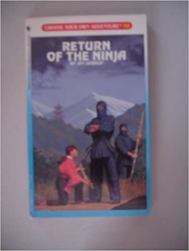 Amazon.com: Return of the Ninja (Choose Your Own Adventure ...