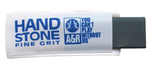 A&R Sports Fine Grit Tapered Hand (Tapered Hockey Blades)