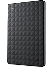 Seagate 4 TB Expansion USB 3.0 Portable 2.5 Inch External Hard Drive for PC, Xbox One and PlayStation 4 (STEA4000400)
