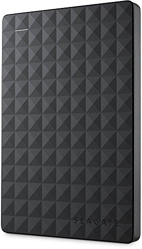 Seagate Expansion 1TB Portable External Hard Drive USB 3.0 - STEA1000400 - (Certified Refurbished)