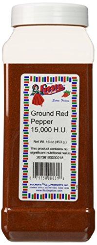 Bolner's Fiesta Extra Fancy Ground Red Pepper (15,000 H.U...