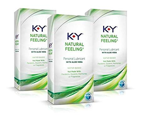 Personal Lubricant K-Y Natural
