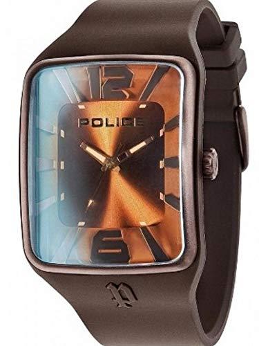 Police Reloj Análogo clásico para Hombre de Cuarzo con Correa en Plástico PL.14745JPBZQBZ_12P: Amazon.es: Relojes