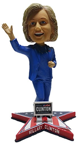 Hillary Clinton for President 2016 Presidential Limited Edition Bobblehead
