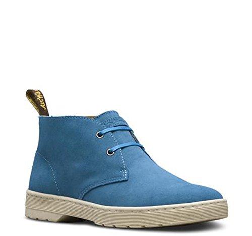 Dr. Martens R22030416 Mens Cabrillo Shoe, Mid Blue - 12 UK