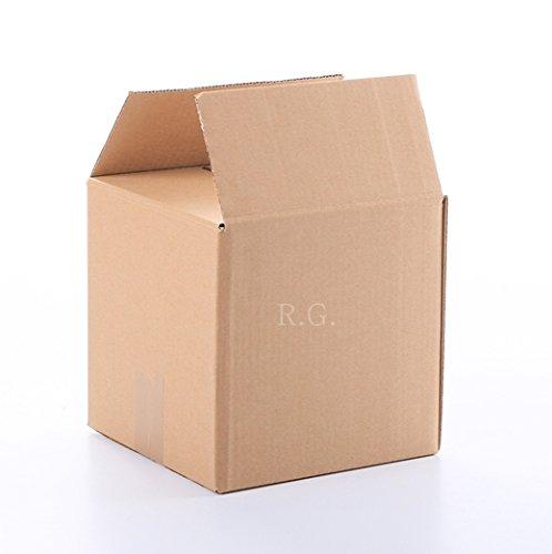 20x Karton Faltkarton 300x300x300 Versandkarton Verpackungen Schachtel