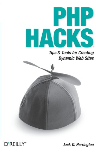 PHP Hacks: Tips & Tools For Creating Dynamic Websites by Brand: O'Reilly Media