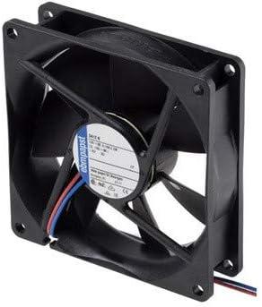 Universal - Ventilador axial 92x92x25 12V DC4.8W *: Amazon.es: Bricolaje y herramientas