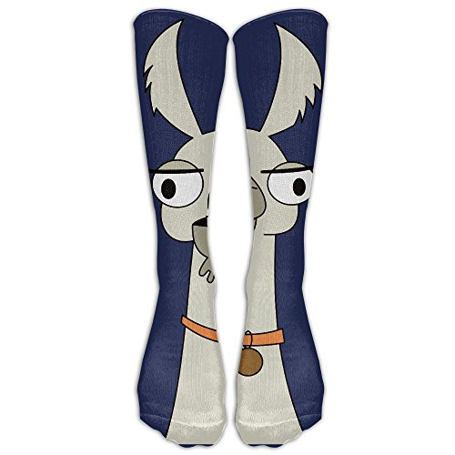 Llama Uk Costume (MingDe YY Women & Men Stockings Cartoon Angry Llama Calf High Socks Athletic Long Socks Classics Crew)