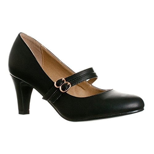 Riverberry Womens Mila Chunky Pumps product image