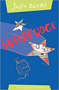 Book Superfudge by Judy Blume (2003-07-04)