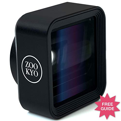 ZOOKYO Anamorphic iPhone & Android Camera Lens Kit Cinema Series