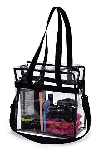 Clear Tote Bag NFL