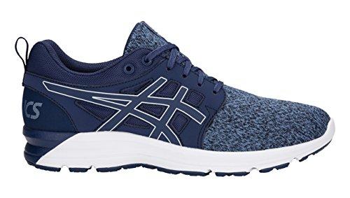 ASICS Womens Torrance Running Shoe, Mid Grey/Black/Carbon, 9 Medium US