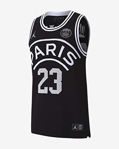 add3e72c027a Jordan PSG Paris Saint-Germain Men s Jumpmen Jersey  23 (Black