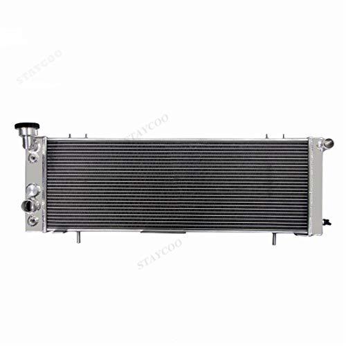 00 jeep cherokee radiator - 8