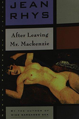 After Leaving Mr. Mackenzie (Norton Paperback Fiction)