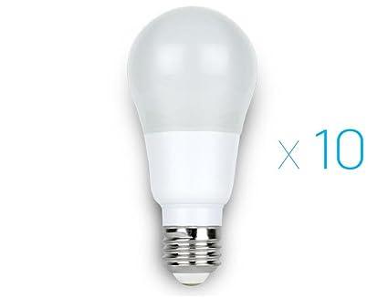 Light Bulb 3000 K Saffron LED 6 W Equivalent Warm White