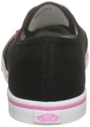 Vans U AUTHENTIC LO PRO (HelloKitty)blk VGYQL8R - Zapatillas de casa de tela para hombre Negro