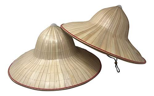 Chapeau Tribe Authentic Oriental Concial Hat 2 Pack ()