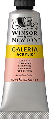 Winsor & Newton Galeria Acrylic Color Tube, 60ml, Flesh - Tints Color