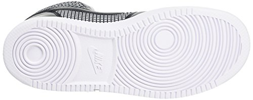 5 Blanco Para Altas Borough black white Zapatillas 36 Nike Se Mid Mujer Eu Court wqAU176g