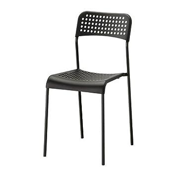 Ikea Chaise Empilable Adde Chaise En Plastique Avec