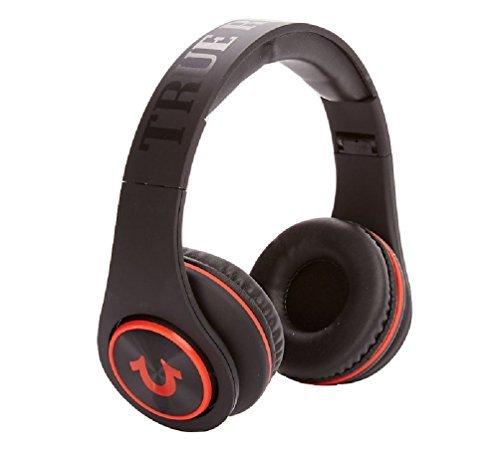 True Religion TR Headphones, Black, One Size