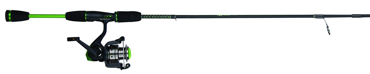 Shakespeare USYTHSP30CBO Youth Ugly Stik GX2 2-Piece Fishing Rod and Spinning Reel Combo, 5 Feet 6 Inch, Medium Power (1-Unit)