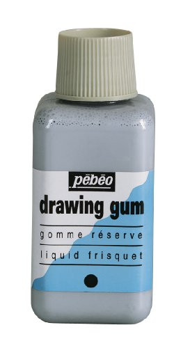 Pebeo Drawing Gum, 250-Milliliter (Pebeo Drawing)