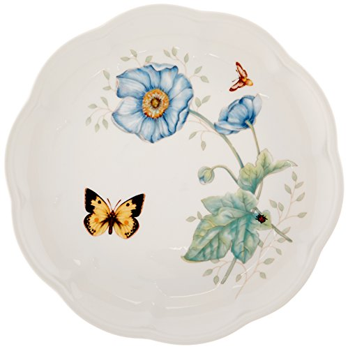 091709499707 - Lenox Butterfly Meadow 18-Piece Dinnerware Set, Service for 6 carousel main 7