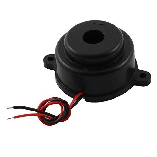 Composant lectrique Cylindre  haute dcibel Alarme DC 24V Signal sonore Buzzer
