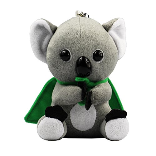 Nokia Bluetooth Pda - INNOBAY Multifunctional Koala Plush Cotton Doll Bluetooth Hands Free Speaker Built with 5200mAh Portable Charger Power Bank External Battery Rechargeable Power Supplies for iPhone4/4S/5/5C/5S/6/6+, SamsungS4/S5/Note2, HTC, Nokia, PDA and Any Other Digital Device