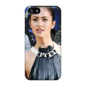 Iphone 5/5s Cases Slim [ultra Fit] Megan Fox 5 Protective Cases Covers